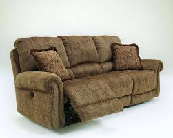 Linden Chenille Reclining Sofa Sofas Recliners Tall People