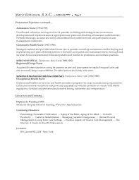 Nursing Objective For Resume Best Of Objectives In Resume For Nurses Objective Resume Template Basic