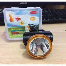 Đèn pin đội đầu A4 30w chiếu xa siêu sáng