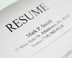 how to create resume for fresher