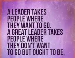 Good Leader Quotes 59 Stunning Famous Leadership Quotes