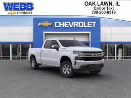 New Chevrolet Silverado 1500 Models For Sale At Webb Chevy Oak Lawn