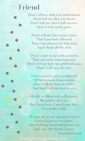 Bereavement Quotes Gorgeous Resources For Support Persons Grieving Parents Support Network