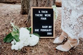 Pregnancy Announcement Baby Number 2 All About Good Vibes
