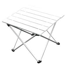 small portable folding table camping furniture small side barbecue folding tables outdoor mesa para camping mesa