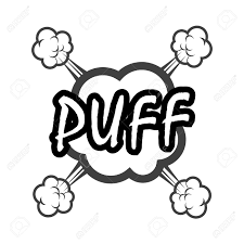 Puff clipart 1300x1300 px by hassan reinoso