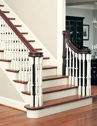 stair banisters kits wooden stair banister exterior wood stair railing kits stairs banister kits
