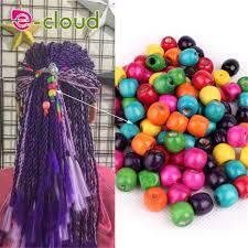 100pcs 12mm dreadlock bead wooden hair beads jpg