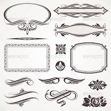 Decorative Design Interesting Vector Decorative Design Elements Page Decor By Sergo GraphicRiver