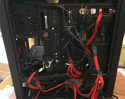 obsidian series d build log you can see in the picture above i have attached the cooling node link fan and temp sensor hub to the back of the case link kits come