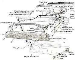 west coast broncos wiper assembly