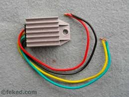 volt positive ground coil wiring image wiring electrical charging system regs rectifiers voltage on 6 volt positive ground coil wiring