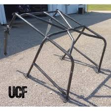 ucf full roll cage for jeep wrangler tj