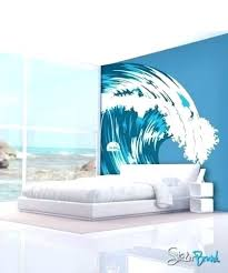 ocean themed wall decals ocean wall decals ocean decals for bedroom vinyl wall decal sticker ocean
