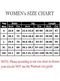 Walmart Womens Size Chart Sayfut Sayfut Juniors Brushed Stretch Twill High Rise