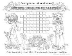 Scripture Adventures Summer Bible Reading Challenge