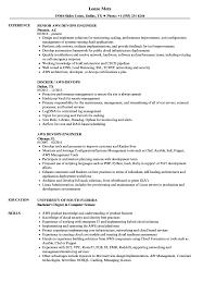 Docker Resume Sample Aws Devops Resume Samples Velvet Jobs 1