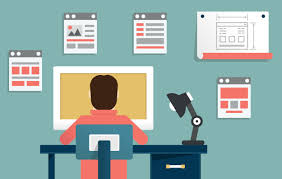 Web Design Flat Design Professional Website Design And Development Company Toronto