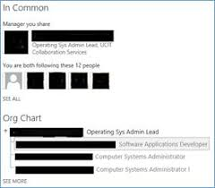 Active Directory Organizational Chart Sharepoint How To Report Incorrect Data