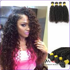 sew in weave hairstyles pictures mongolian font b curly b font hair aliexpress uk human