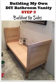 building your own bathroom vanity. Full Size Of Bathroom:cheap Makeup Vanity Double Ideas Do It Yourself Building Your Own Bathroom