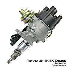 Amazon.com: Ignition Distributor For Toyota 3K 4K 5K Corolla KE20 ...