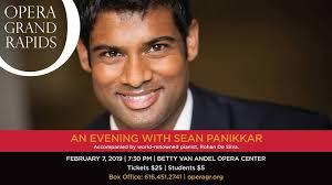 An Evening With Sean Panikkar Grnow Com Grand Rapids Mis