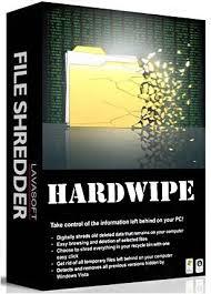 دانلود Hardwipe 4.1.1 Final - نرم افزار حذف دائمی فایل ها بدون امکان بازیابی مجدد