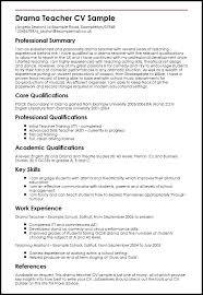 Teacher Resume Template Science Teacher Resume Examples View Page ...