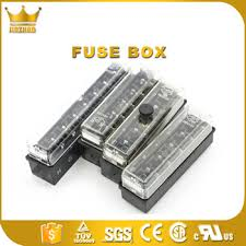 fuse box 12v auto waterproof fuse box,automotive fuse box 12 volt fuse holder at Fuse Box 12v