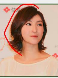 美容師解説面長老け顔に似合う髪型とは