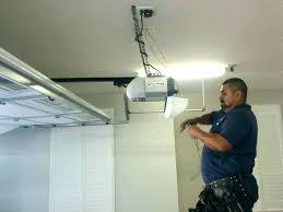 zero clearance garage door opener zero clearance garage door opener low low clearance garage door opener