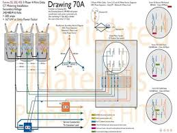 Meter Socket Wiring Diagram reference manuals for electricity metering \u003e the meterman's bible set of 3 books $315 \u003e forms 5s, 35s, 45s three phase 4 wire delta ct metering