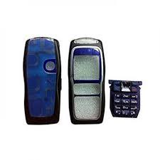 Full Body Housing for Nokia 3220 - Blue