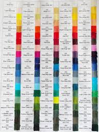 Lokis Great Hall Vallejo Paint Charts
