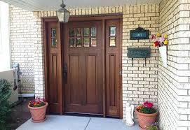 front entry door front entry doors with sidelights fiberglass front entry door