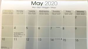 One Million Calendars Wrong Due To Bank Holiday Change