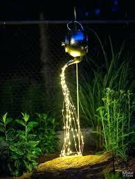 outdoor solar lighting ideas. Decorative Solar Garden Lights How Well Do Landscape Work Best Outdoor Lighting Ideas . I