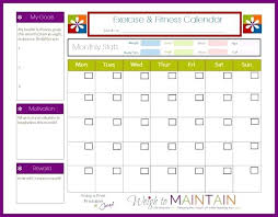 Free Printable Exercise Sheets Log Tracking Sheet Workout A Diary
