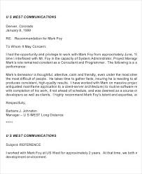 Recommendation Letter For Programmer 37 Simple Recommendation Letter Template Free Word Pdf Documents