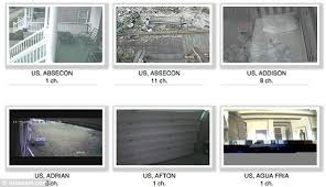 Peeping Tom Paradise: The Website Makes It Easy To Pick From One Of 73,000  Different