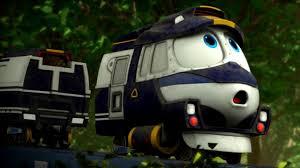 Мультфильм для детей про паровозики – Роботы-поезда ...