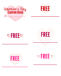 printable valentine s day coupon book for kids mom on timeout you can also make your own of course or printable coupons online such as ones that offer breakfast in bed ice cream date night family game night