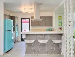 midcentury modern small kitchen design ideas freshome com
