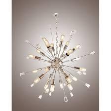 40 inches mid century modern sputnik light fixture italian starburst chandelierceiling lights