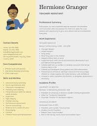 After reviewing our teacher resume samples, you will see why we make the guarantee of 100% satisfaction. Teacher Assistant Resume Samples Templates Pdf Word 2021 Teacher Assistant Resumes Bot