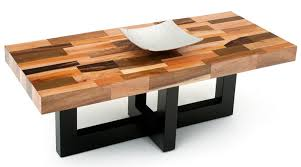 modern wood coffee table designs photo 9