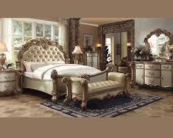 Furniture design bedroom sets Elegant Cafe Silvestre Acme Bedroom Set Interior Design