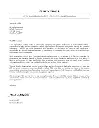 Cover Letter For Management Cover Letter For Management Position Guatemalago