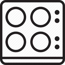 stove top clipart. stove top icon clipart